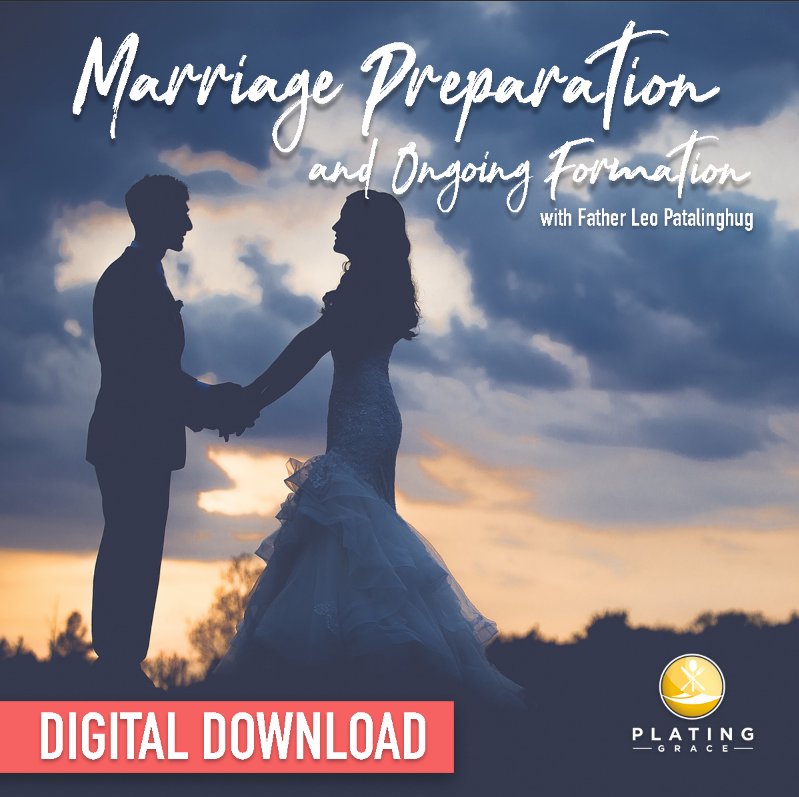 Marriage Preparation and Ongoing Formation (Digital Download)