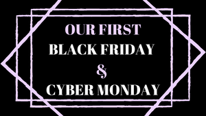 Black Friday - Cyber Monday