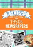 Recipes from 1950s Newspapers