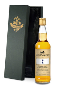 Personalised Spurs Traditional Single Malt Whisky
