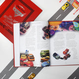 Personalised Disney Cars Collection Book