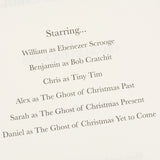 Christmas Carol Personalised Novel
