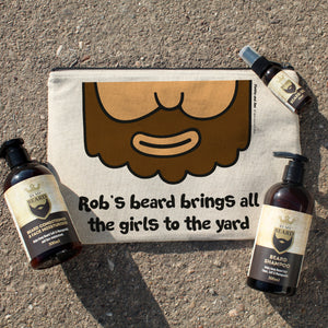 All The Girls To The Yard Beard Kit