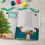 Personalised 12 Days of Christmas Book - Signature Favourite