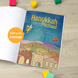 Personalised Hanukkah Book - Signature Favourite