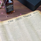 Jack Daniel's and Original Newspaper