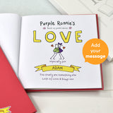 Purple Ronnie's Book of Poems About Love