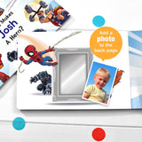 What Makes Me a Hero Marvel Board Book