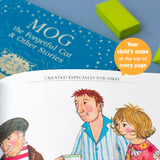 Personalised Mog Collection Book