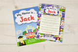 My Name Is… Personalised Book