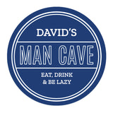 Personalised Man Cave Sign Image 2