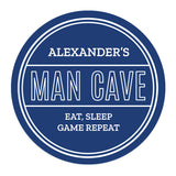 Personalised Man Cave Sign Image 4