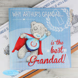 Grandad Me To You Poem Book