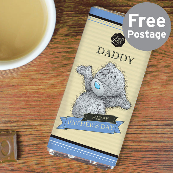 Personalised Me to You Chocolate Bar Daddy Main Image