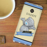 Personalised Me to You chocolate bar Father's Day Dad