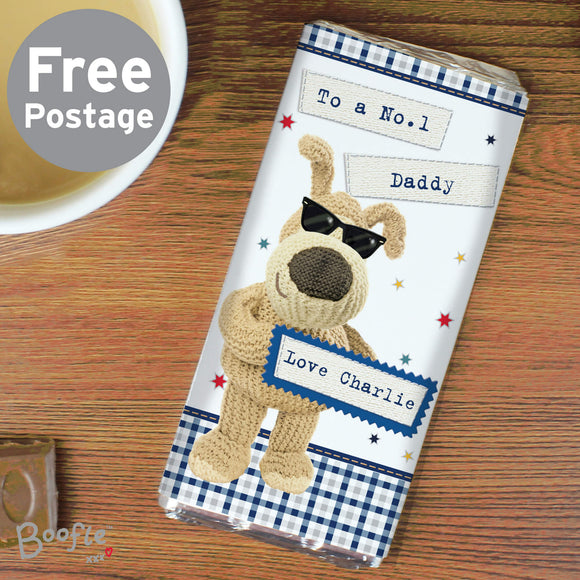 Boofle Stars Milk Chocolate Bar