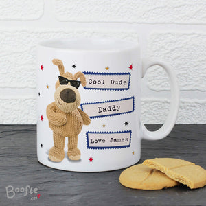 Personalised Boofle Stars Mug Main Image