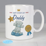 Personalised Me to You Slippers Mug Daddy