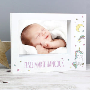 New Baby Box Photo Frame