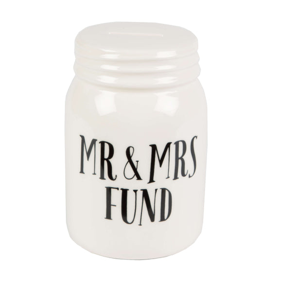 Mr & Mrs Fund Money Box Main