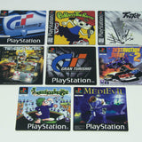 Playstation Game Cover Coasters