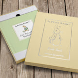 Personalised Peter Rabbit Book and Gift Box