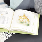 Image of Rabbit Illustration within Personalised Peter Rabbit Little Book of Virtue Storybook