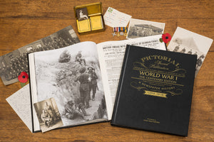 WW1 Pictorial Edition Newspaper Book