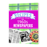 Recipes from 1960s Newspapers
