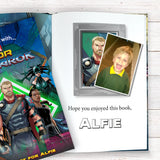 Thor Ragnarok Personalised Marvel Story Book