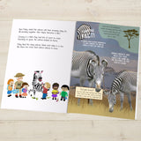 My Day at the Zoo Personalised Book