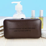 Personalised Men's 7 Piece Grooming Set
