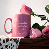 Pink Wedding Planning Bridesmaid Mug