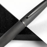 Personalised Cross ATX Pen in Black