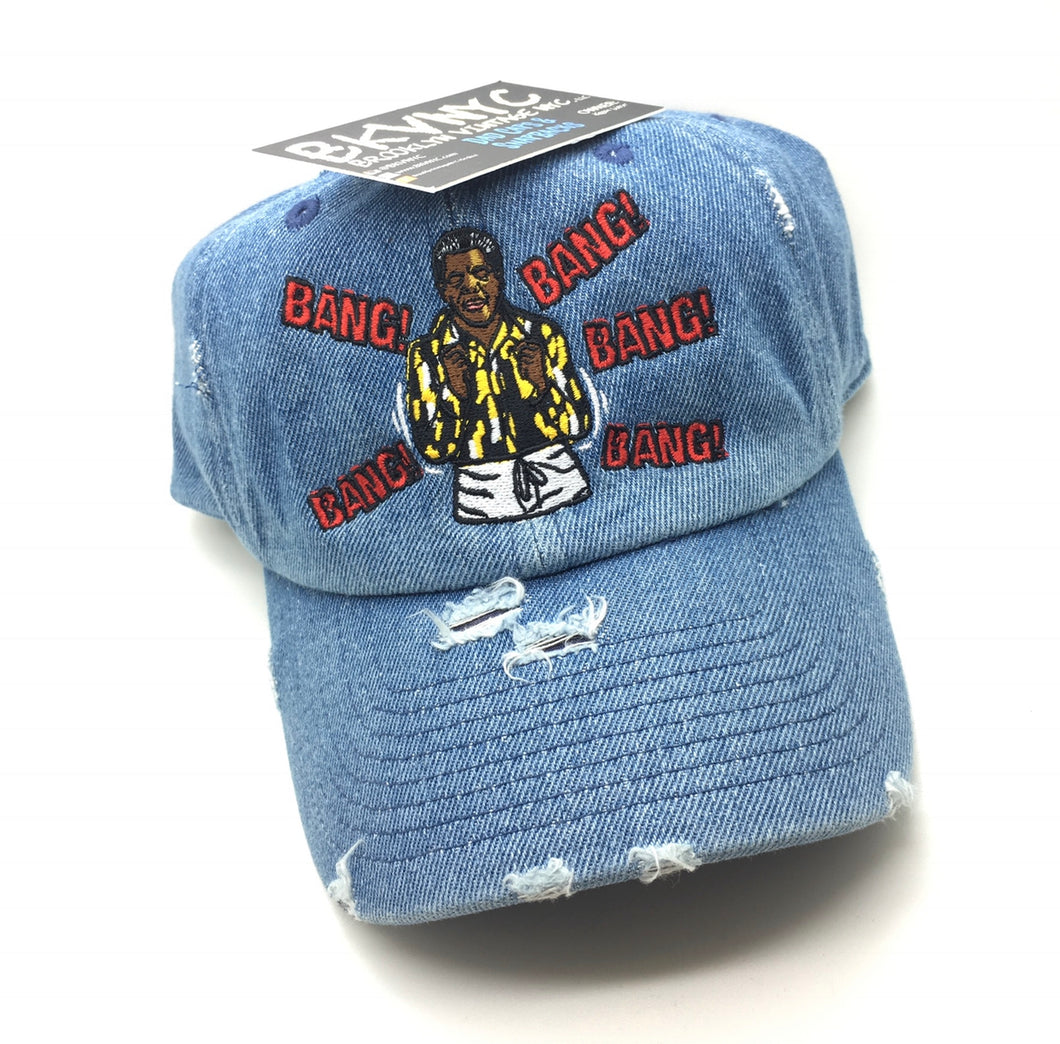 Denim Pops Bang Bang Bang Hat 2 Diff. Colors