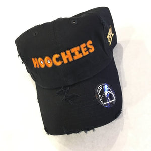 HOOCHIES Distressed Dad Cap Hat