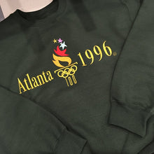 Green ATL96OLP Crewneck Sweater