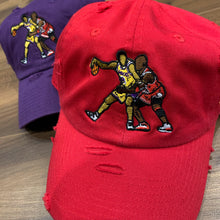 KB vs MJ Dad CaP