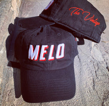 MELO 3D Blazers Dad Cap Hat Multiple Style Choices