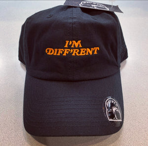 I'M DIFF'RENT Dad Cap Hat Many Diff. Variations