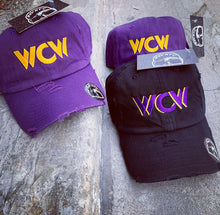 WCW Dad Cap Hat