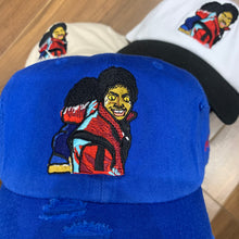MJ Thriller Dad Cap Hat