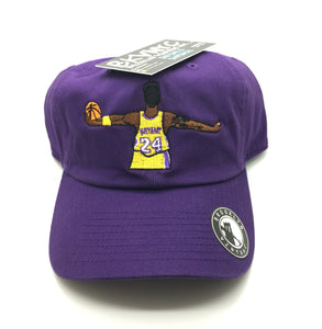 Purple Kobe Table Stand Hat
