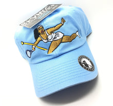 Sky Blue Only For Serena Dad Cap