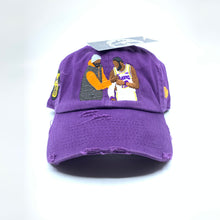 Kob & Bron Dad Cap Or Snapback Multiple Colors