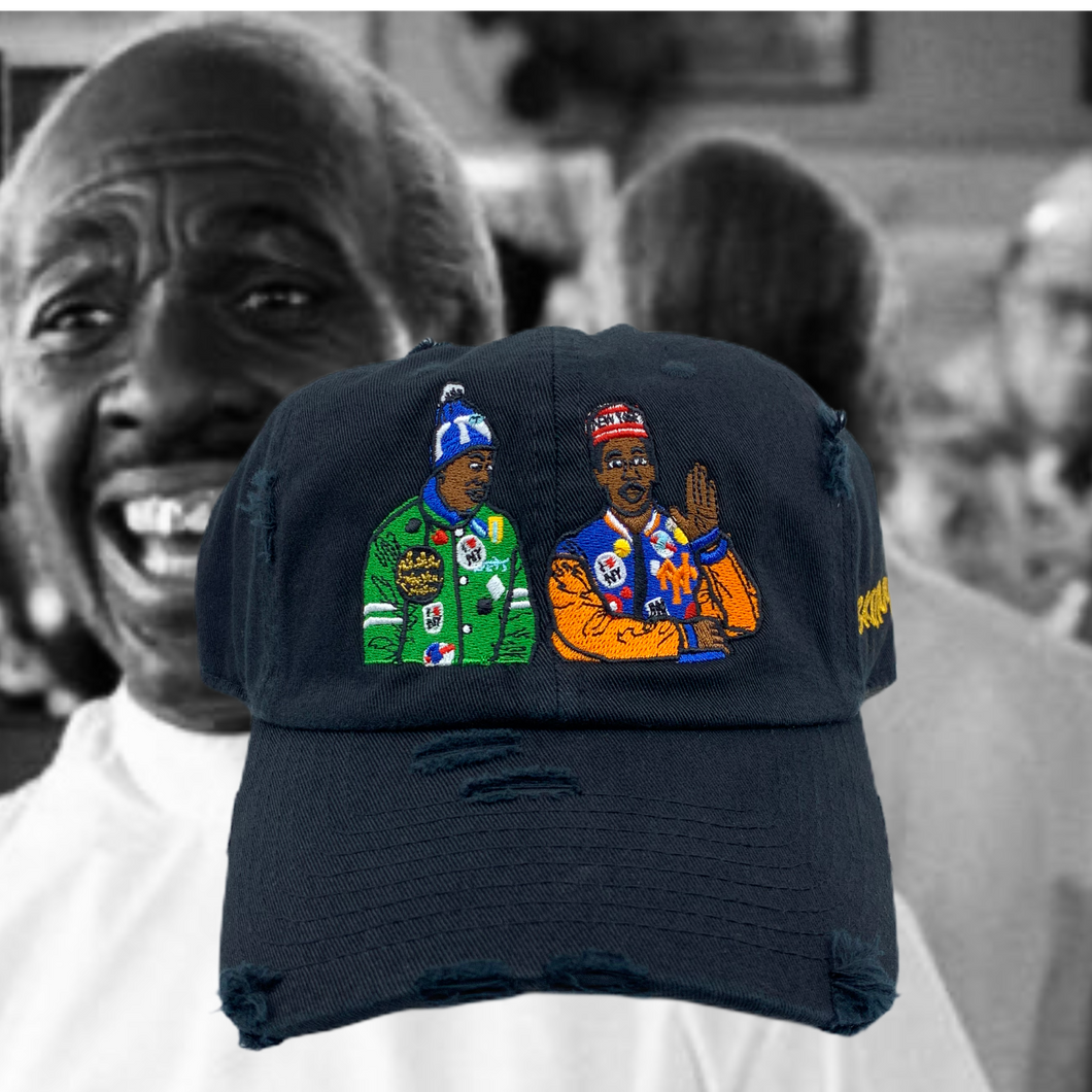 Coming To America Dad Cap