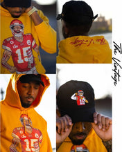 Zombie Mahomes Hoodie In Multiple Colors
