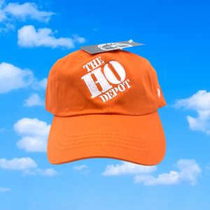 The H0 Depot Dad Cap Or Snapback Hat