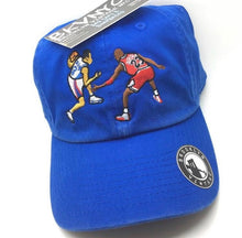 AI vs. MJ Dad Cap 2 Versions