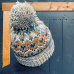 Luxuriously Soft Rainbow Scarf Bold